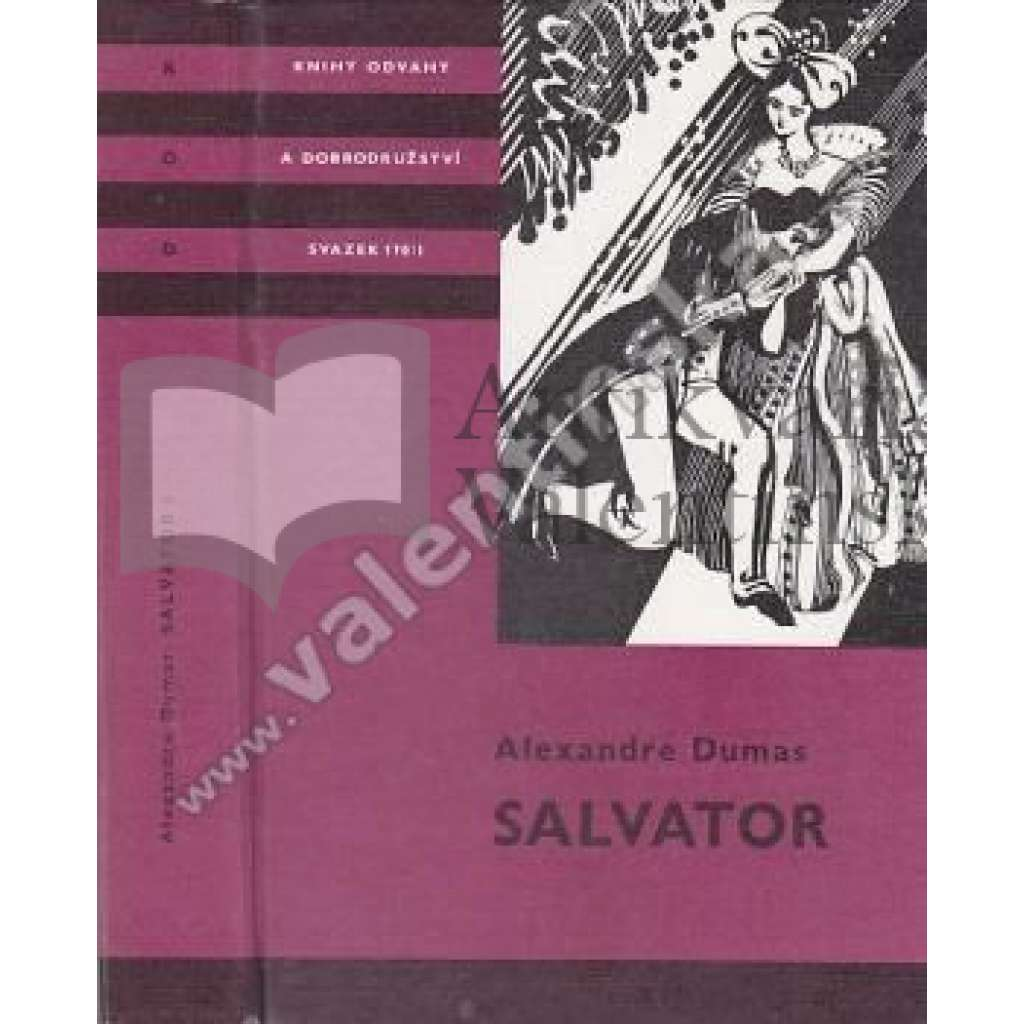 Salvator, 2 svazky