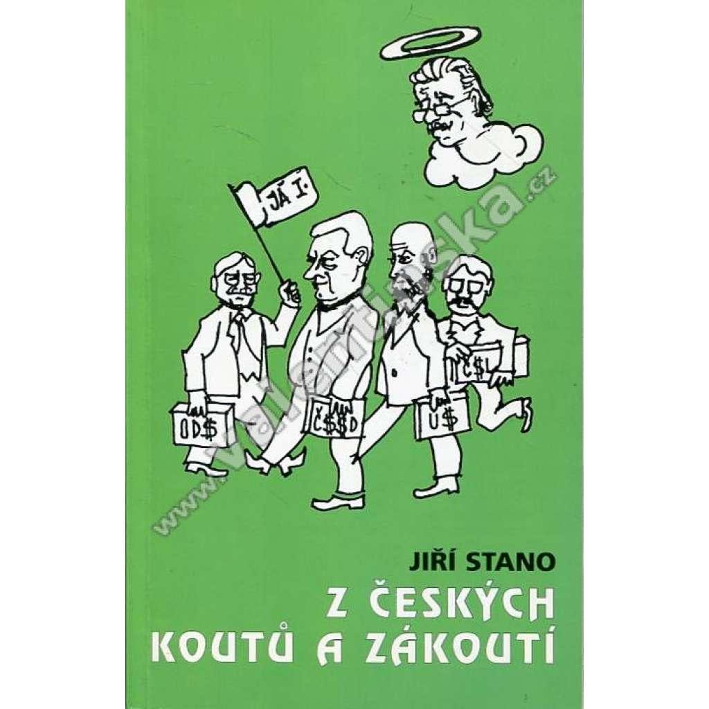Z českých koutů a zákoutí