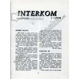 Interkom, 3-4/1990