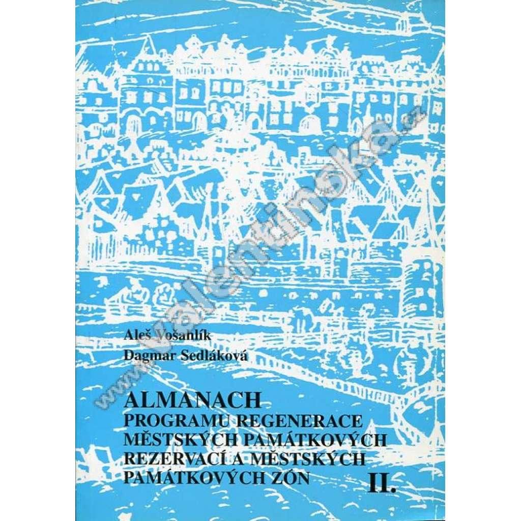Almanach programu regenerace městských...