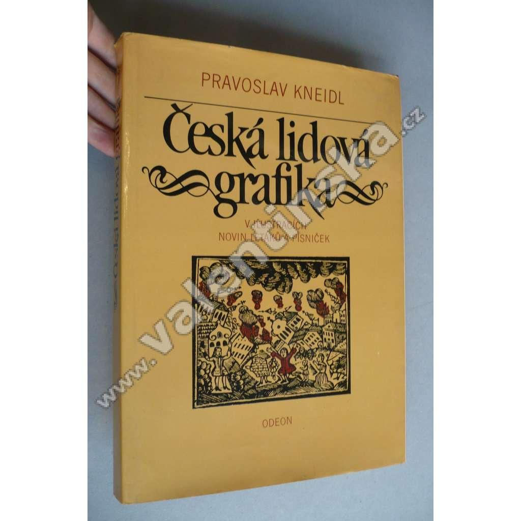 Česká lidová grafika