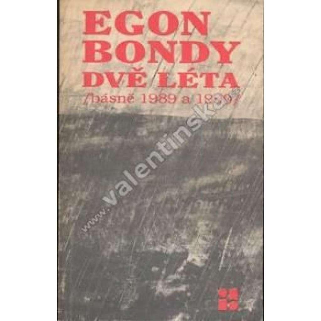 Dvě léta (básně 1898 a 1990)