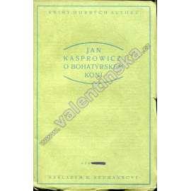 O bohatýrském koni (ed. Knihy dobrých autorů)