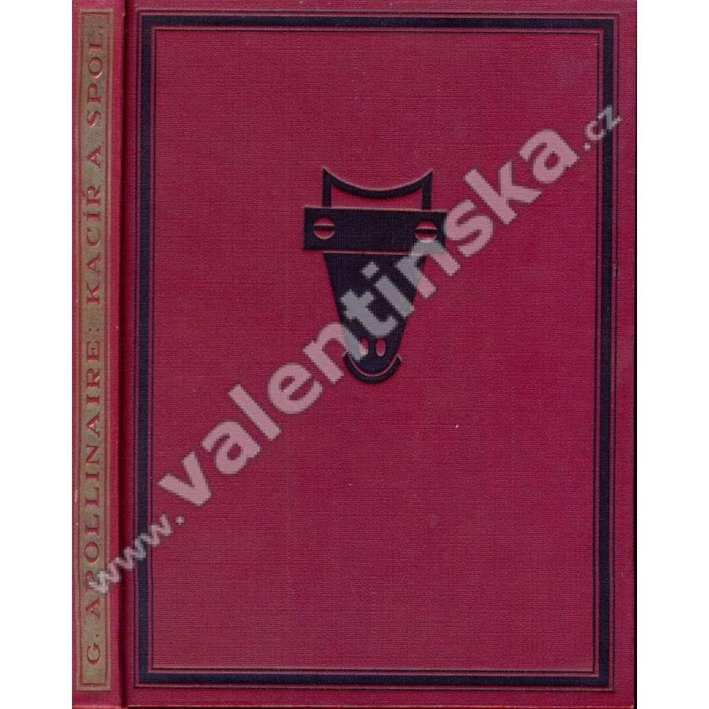 Kacíř a spol. (ed. Symposion, 8 x ilustrace Josef Čapek)