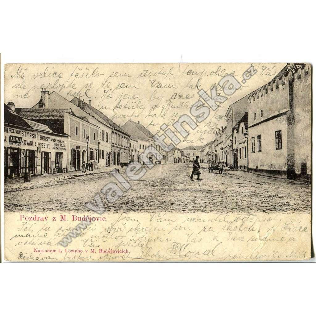 Moravské Budějovice , Třebíč