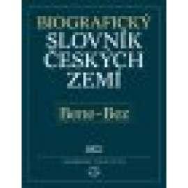 Biografický slovník českých zemí, 4. sešit (Bene–Bez)