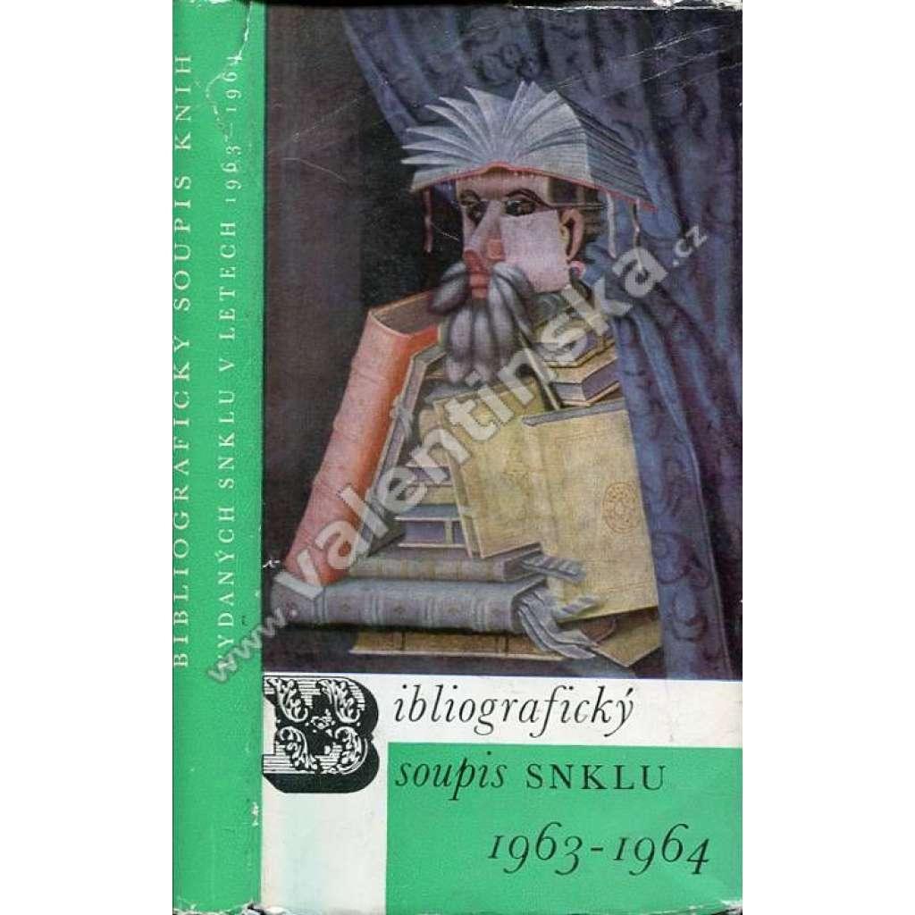 Bibliografický soupis SNKLU 1963-1964