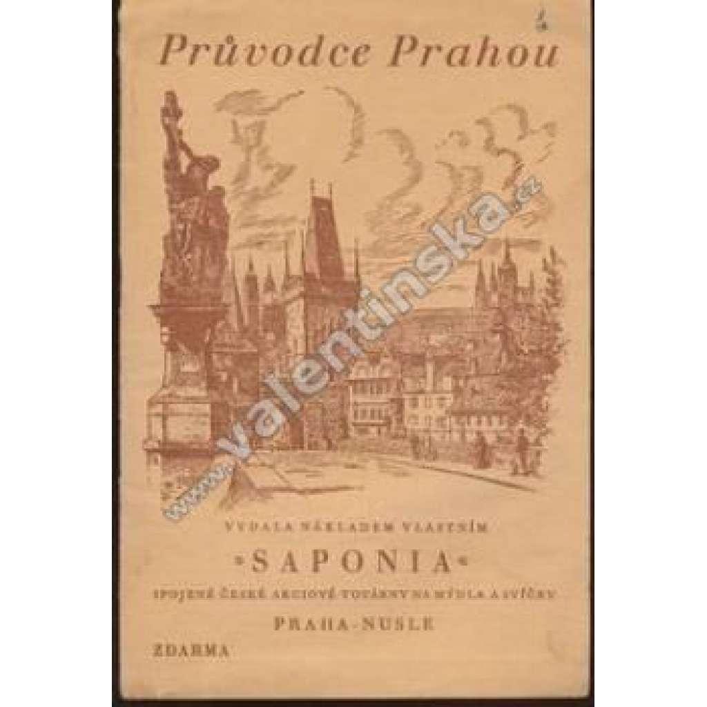 Průvodce Prahou