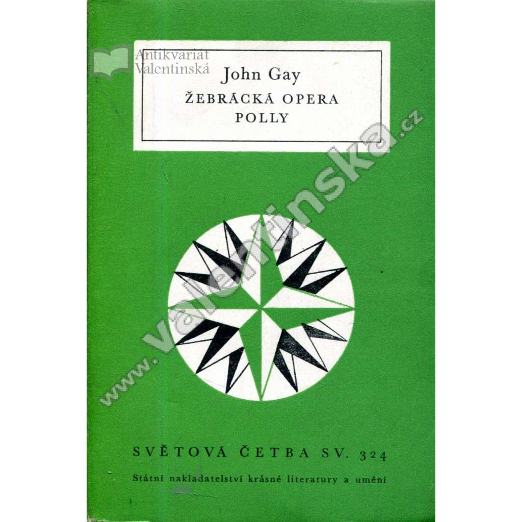 Žebrácká opera * Polly (Světová četba, sv. 324)