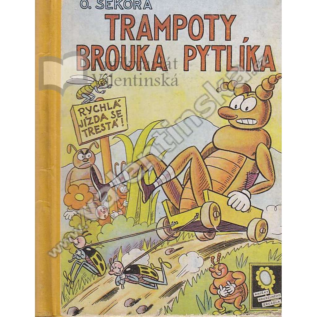Trampoty brouka Pytlíka