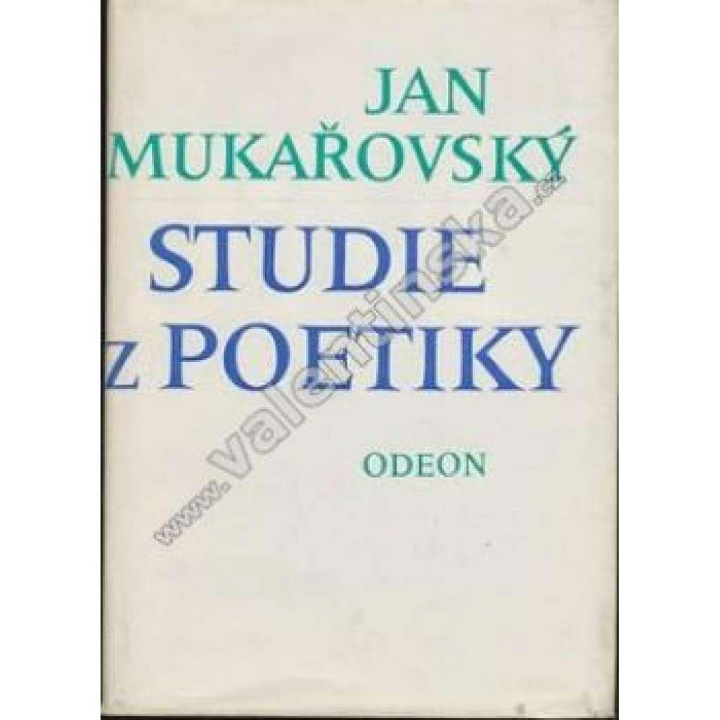 Studie z poetiky
