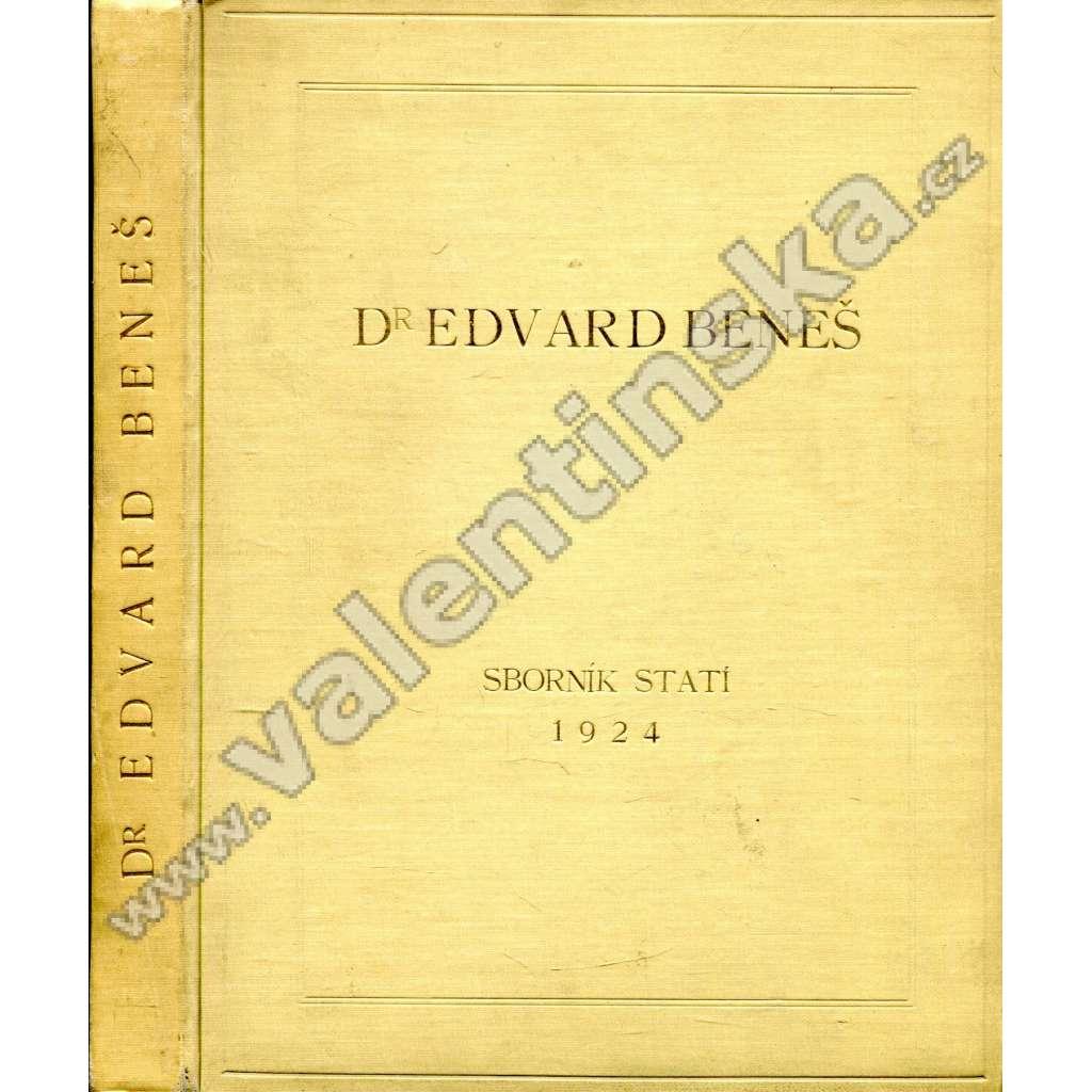 Sborník statí 1924