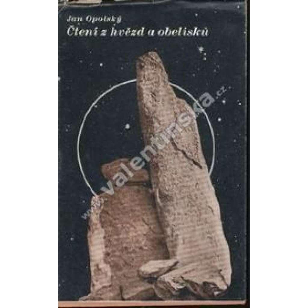 Čtení z hvězd a obelisků