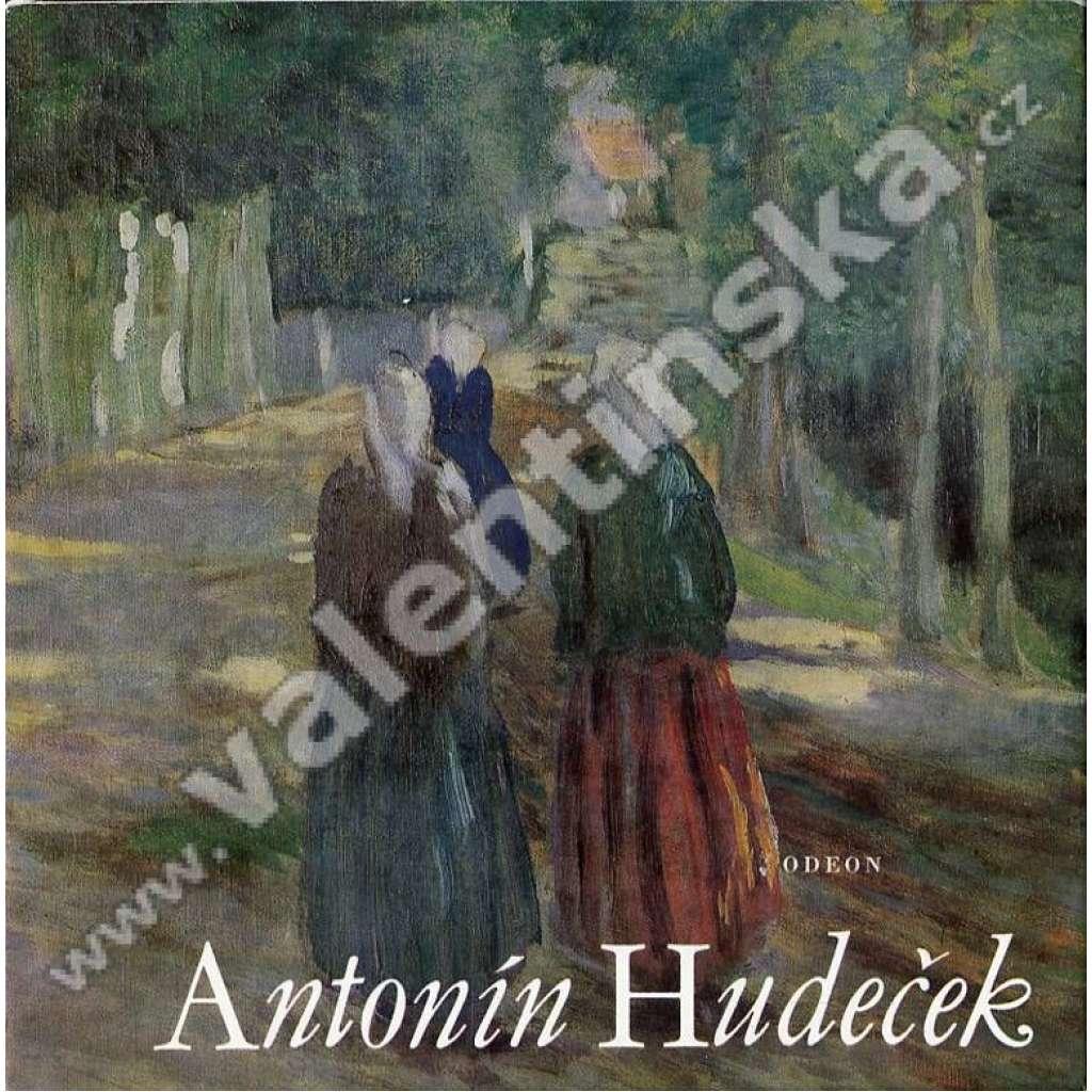 Antonín Hudeček (Malá galerie, sv. 29.)