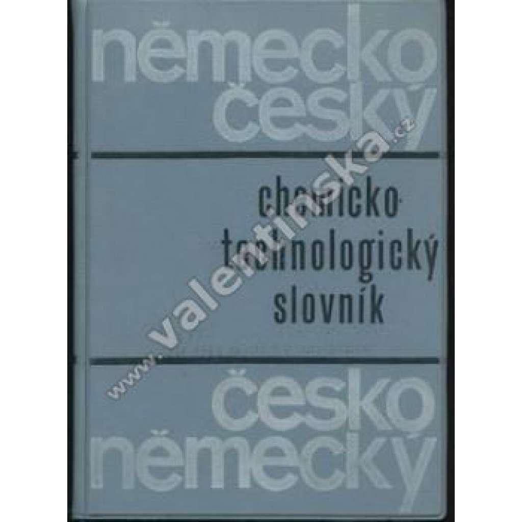 Německo-český a česko-německý chemicko-...