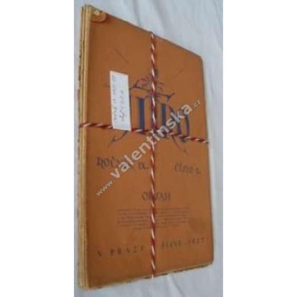 Časopis katolických studentů Jitro, r.IX., 1927-28