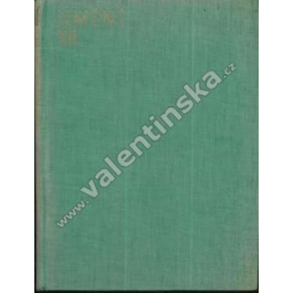Umění.Sborník pro českou výtvarnou práci XII./1939