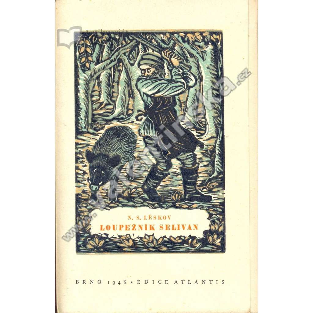 Loupežník Selivan (ed. Atlantis)