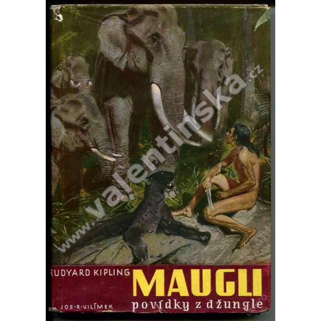 Mauglí - povídky z džungle