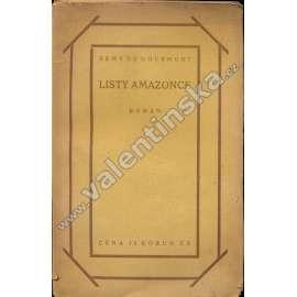 Listy Amazonce (Ed. Knihy dobrých autorů)