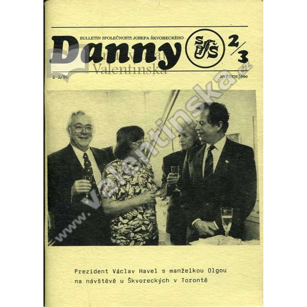 Danny, 2-3/90 (květen 1990)
