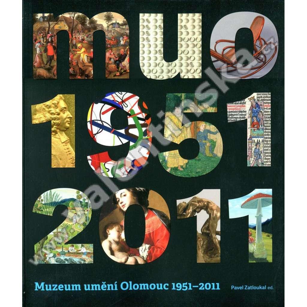 Muzeum umění Olomouc 1951-2011