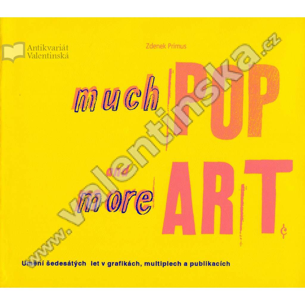 Much Pop and more Art