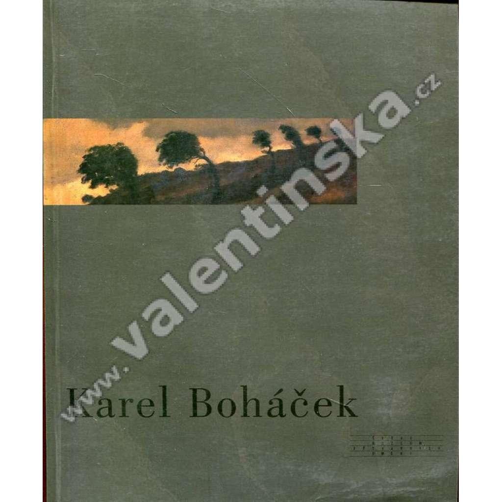 Karel Boháček (katalog)