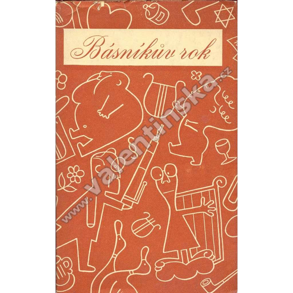 Básníkův rok 1935 - 1936