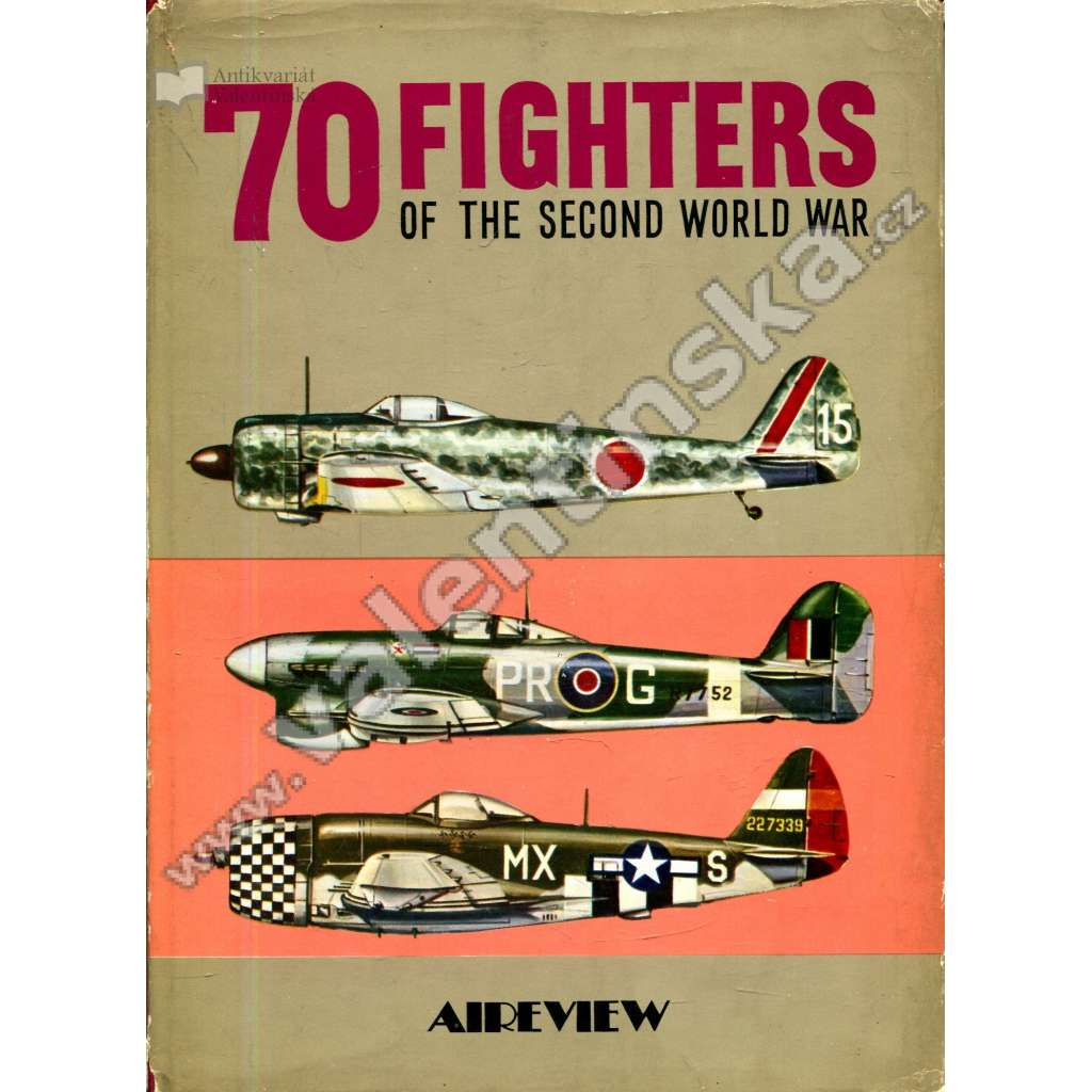 70 fighters of the second World War