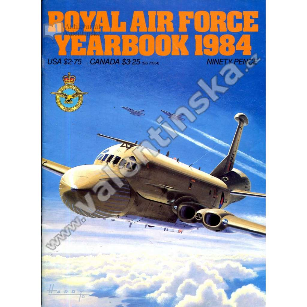 Royal Air Force * Yearbook 1984