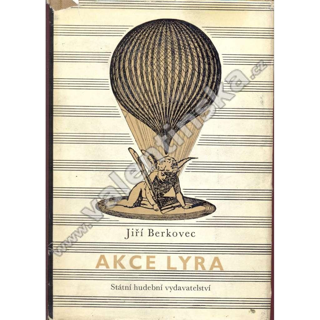 Akce Lyra: Hudební sciencefiction