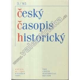 Český časopis historický, roč.93/1995, 3/95