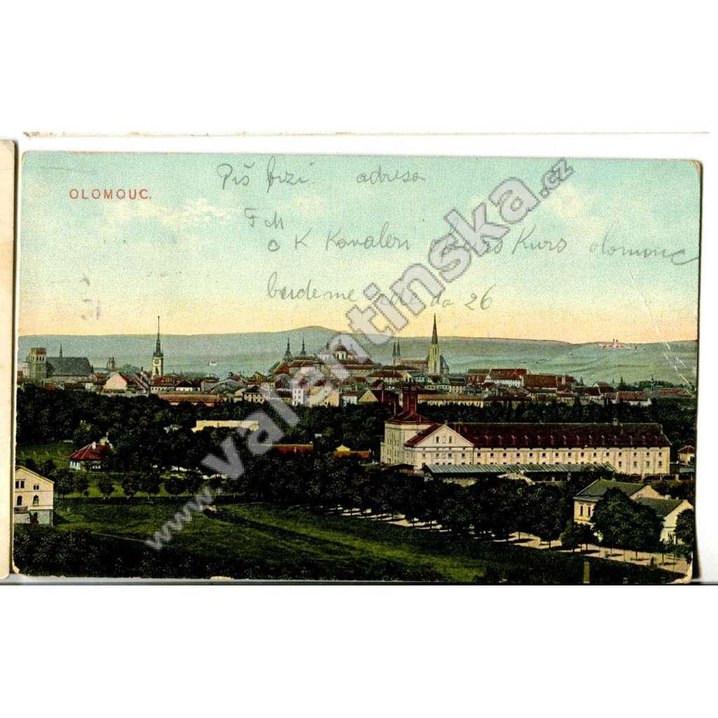 Olomouc, sladovna