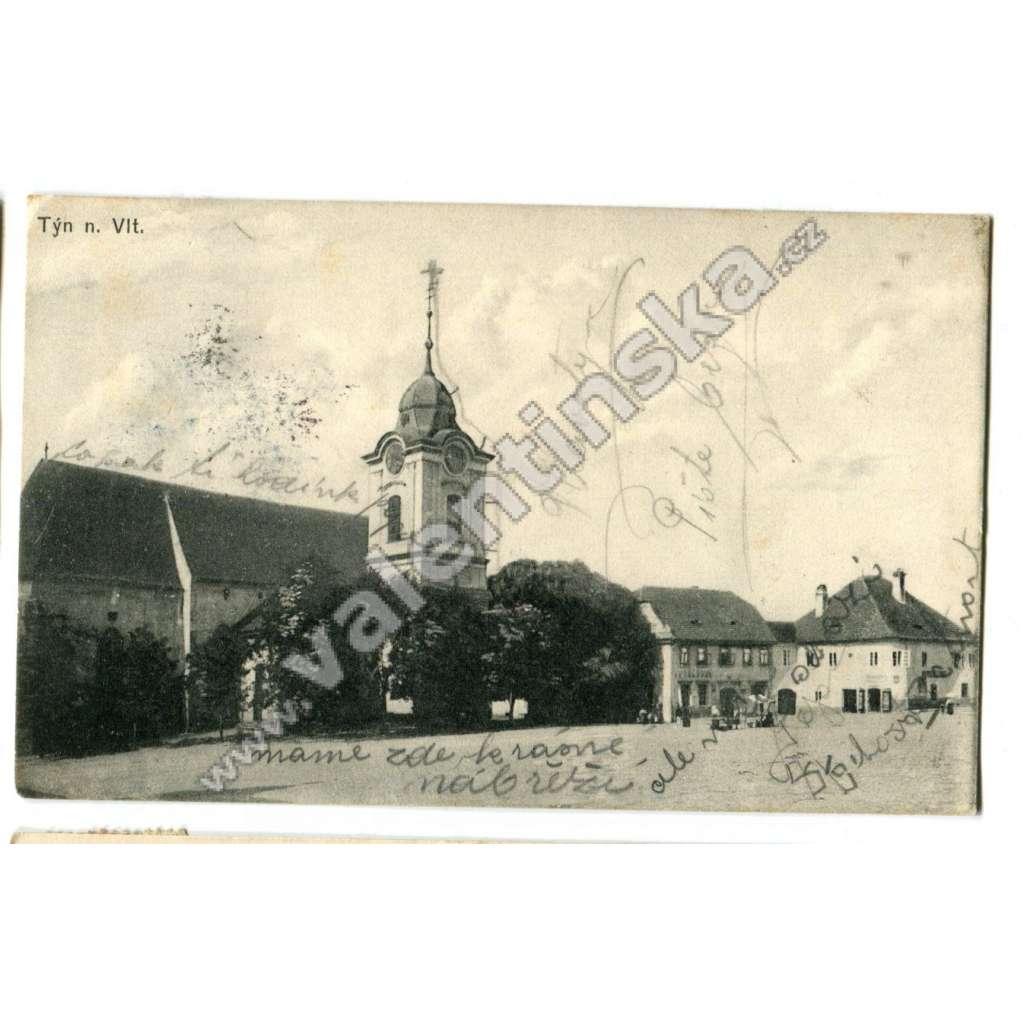 Týn nad Vltavou, České Budějovice
