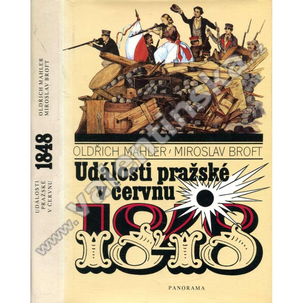 Události pražské v červnu 1848