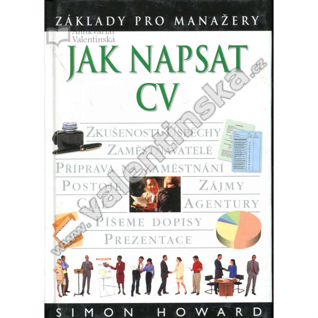 Jak napsat CV (curriculum vitae - životopis)