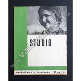 STUDIO 4/III (1931-32)