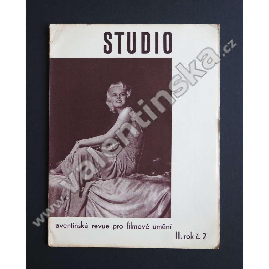 STUDIO 2/III (1931-32)