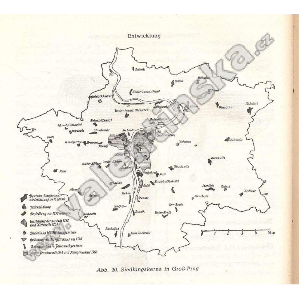 Prag. Eine Stadtgeographie und...