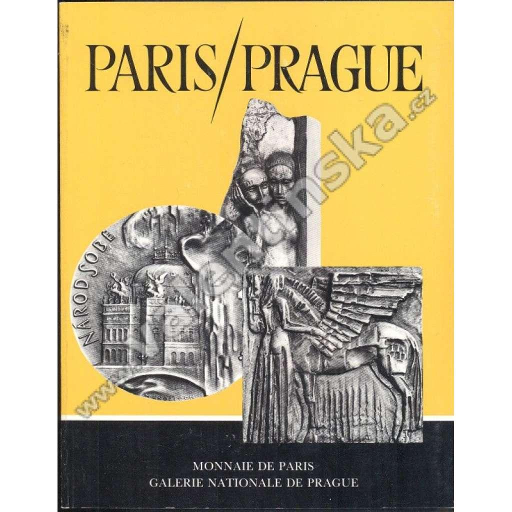 Paris/Prague. L´Art et les artistes vus...