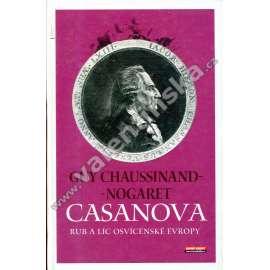 Casanova. Rub a líc osvícenské Evropy