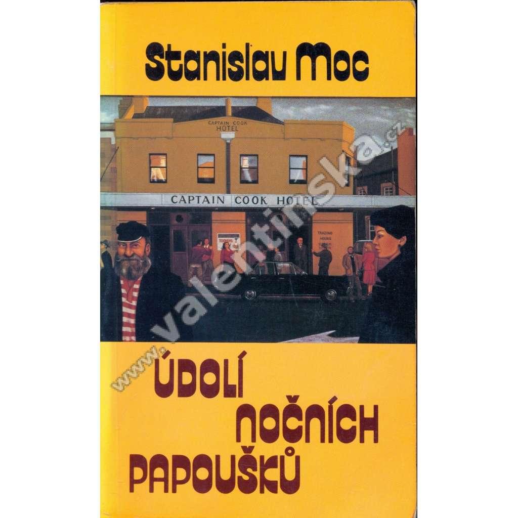Údolí nočních papoušků (Sixty-Eight Publishers)