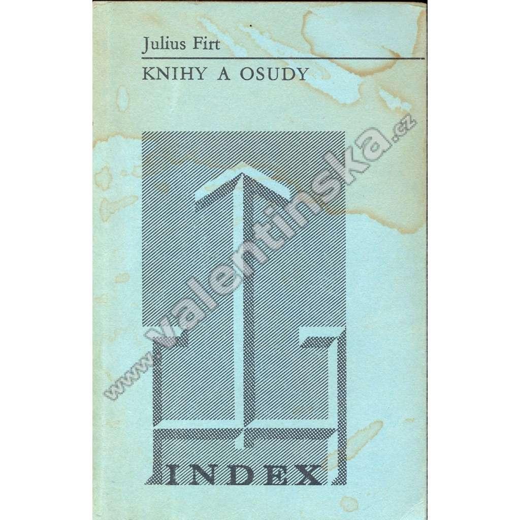 Knihy a osudy (exilové vydání, Index)