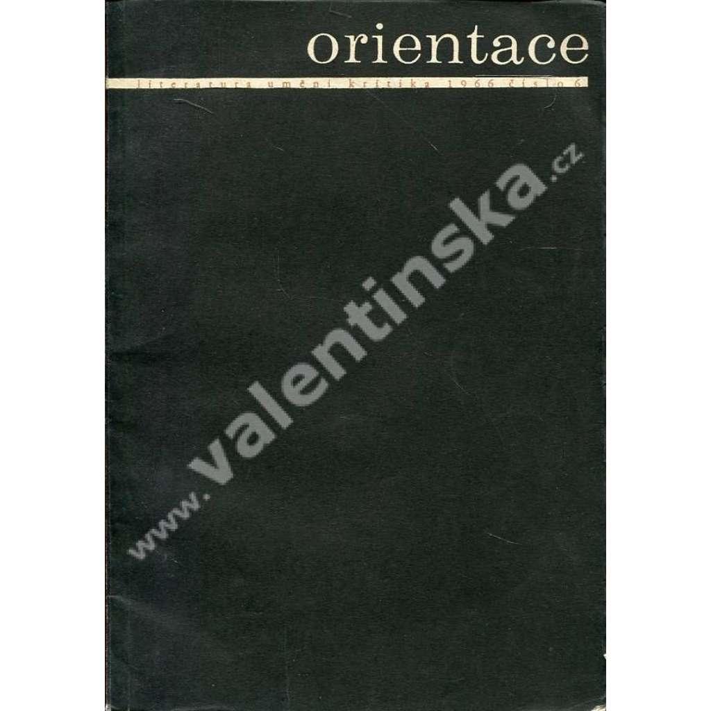 Orientace, 6/1966