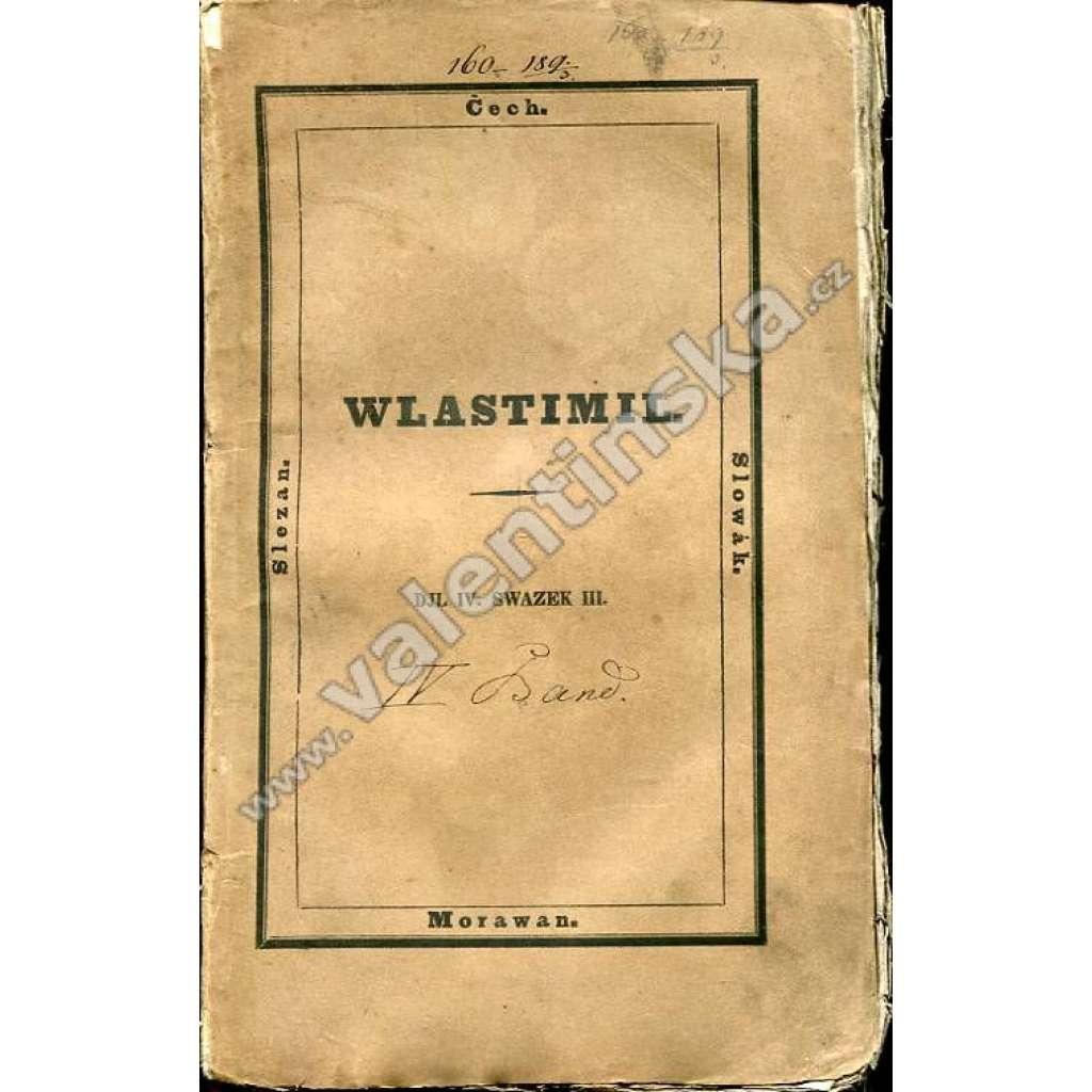 Vlastimil (Wlastimil), IV/III.