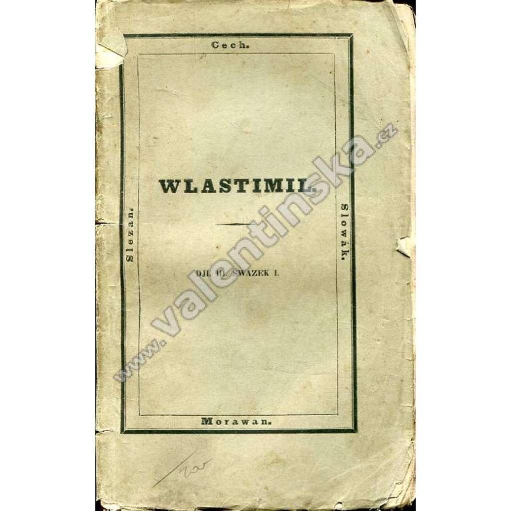 Vlastimil (Wlastimil), III./I.