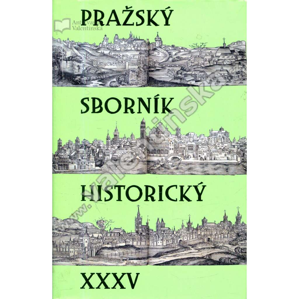 Pražský sborník historický XXXV.