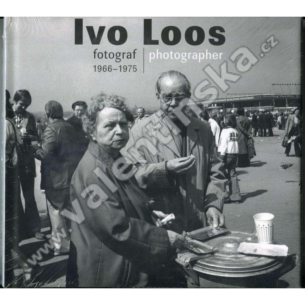 Ivo Loos - fotograf 1966 - 1975 ...