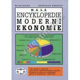 Malá encyklopedie moderní ekonomie